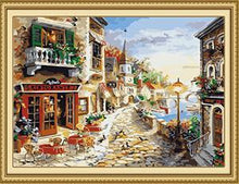 Load image into Gallery viewer, 20+ Fantasy Colorful Places Paintings - Paint by Numbers