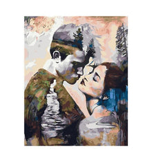 Load image into Gallery viewer, A Romantic Dream - DIY Painting