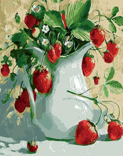 Load image into Gallery viewer, Treasure of Strawberries - DIY Painting