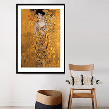 Load image into Gallery viewer, Maria Altmann Klimt Painting