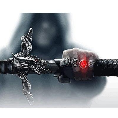 Dragon Age Inquisition Sword