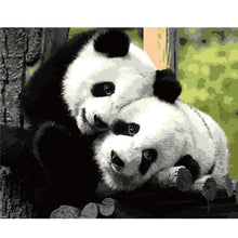 Load image into Gallery viewer, A Pair of Panda