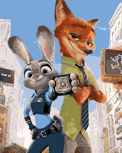 Zootopia Animated film Characters
