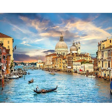 Load image into Gallery viewer, Elegant Scenery of Venice Canal Grande