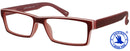 Lesebrille Capri I NEED YOU rot