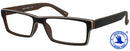 Lesebrille Capri I NEED YOU braun