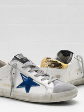 Load image into Gallery viewer, Superstar Sneaker - White/Gold