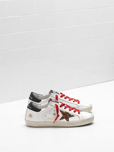 Superstar Sneaker - White/Black