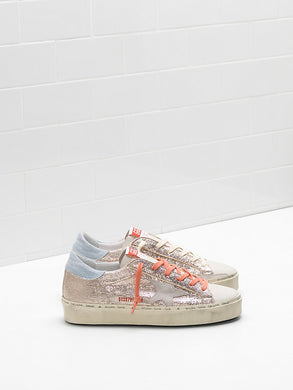 Hi-Star Sneaker Gold Lizard/Ice