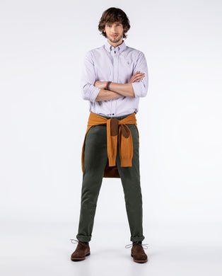 5-pocket Pant - Green