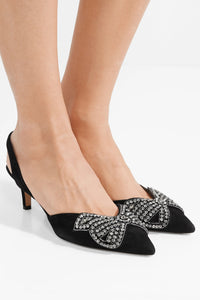 Pagda Shoe - Black