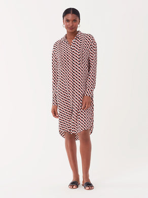 Aliana Dress - 3rd Chain Paprika