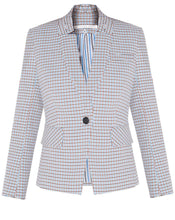 Load image into Gallery viewer, Farley Dickey Jacket - White Multi