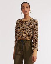 Load image into Gallery viewer, Penny Pullover Sweater - Leopard