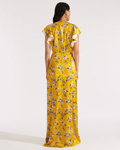 Load image into Gallery viewer, Padma Dress - Gold Multi
