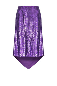 Teodoro Skirt - Purple