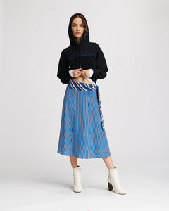 Felix Skirt - Blue Multi
