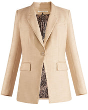 Load image into Gallery viewer, Lyda Dickey Jacket - Beige