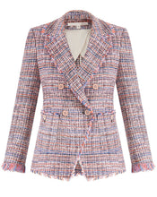 Load image into Gallery viewer, Theron Jacket - Multi Tweed