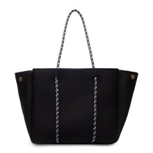 Load image into Gallery viewer, Sporty Spice Neoprene Tote - Black