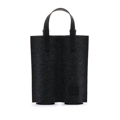 Cozy Carrier Duo Felt - Black