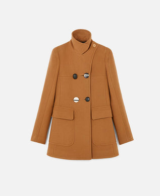 Nyla Coat - New Tan