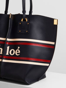 Medium Vick Tote Bag - Fullblue