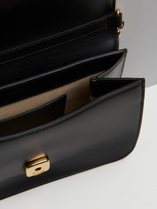 C Clutch with Chain - Black