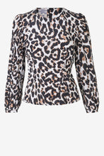 Load image into Gallery viewer, Mylee Blouse - Wild Leopard