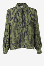 Load image into Gallery viewer, Mafalda Blouse - Olive