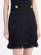 Load image into Gallery viewer, Sleeveless Knit Dress - Black