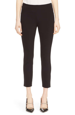 Zip-back Scuba Pant - Black