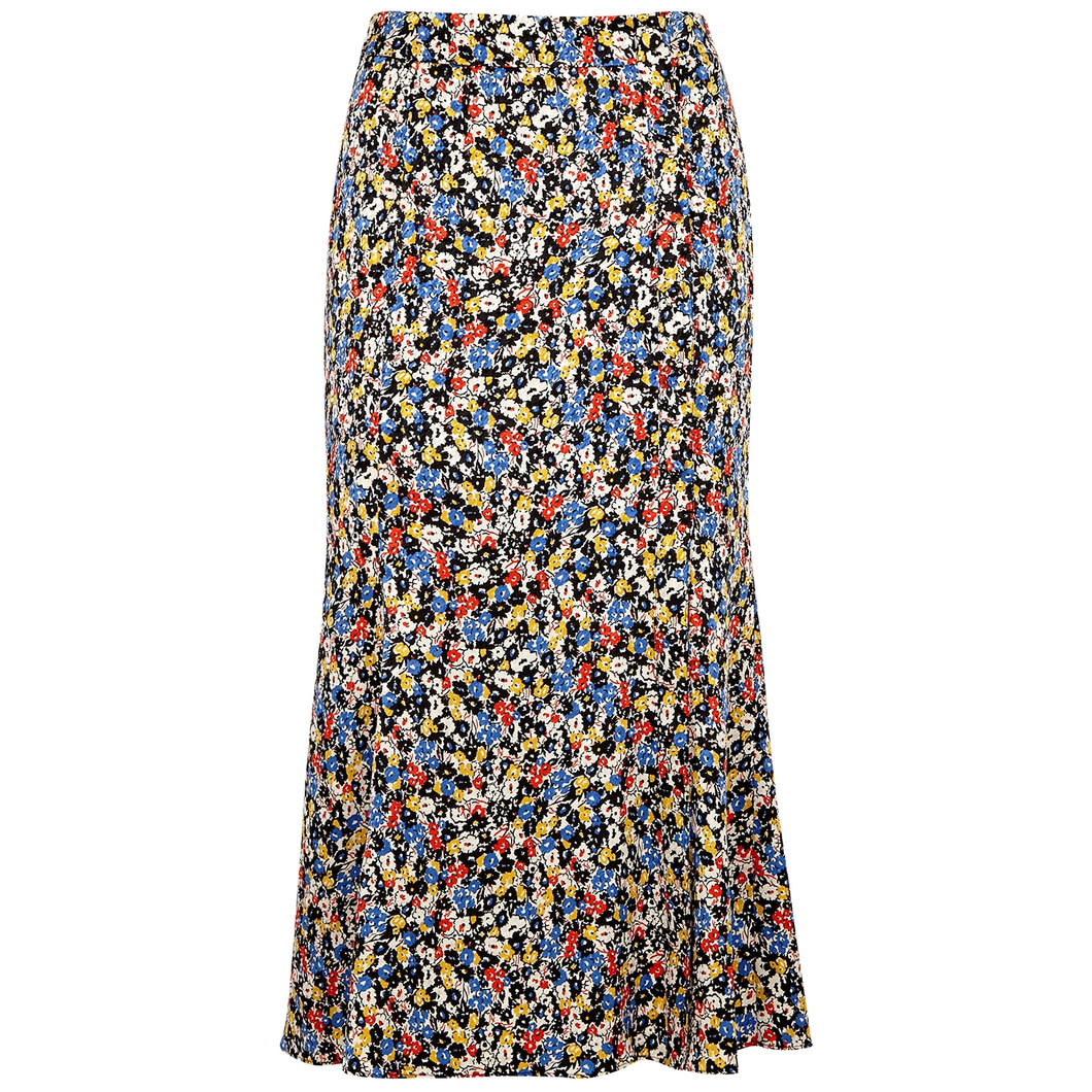 Finna Skirt - Black Multi