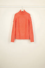 Load image into Gallery viewer, Turtleneck Jumper - Coral