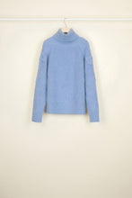 Load image into Gallery viewer, Turtleneck Jumper - Blueberry