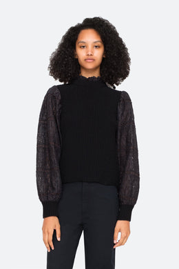 Iris Sweater - Black