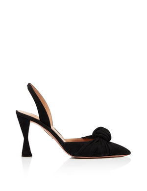 Kiki Slingback 85mm - Black