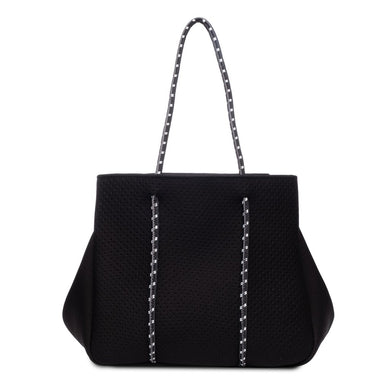 Sporty Spice Neoprene Tote - Black