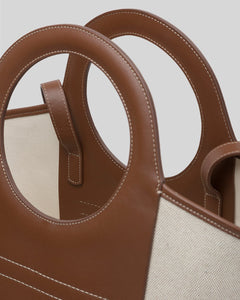 Cala Small Bag - Beige/Brown