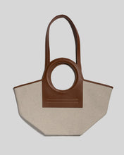 Load image into Gallery viewer, Cala Small Bag - Beige/Brown