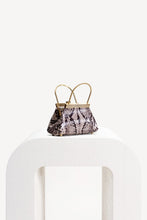 Load image into Gallery viewer, Estelle Mini Bag - Faux Snake