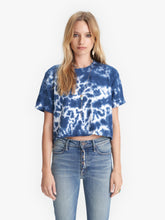 Load image into Gallery viewer, The Slouch Cut-off Top - Deep Ultramarine