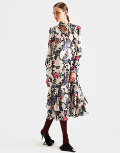 Good Witch Dress - Winter Rose