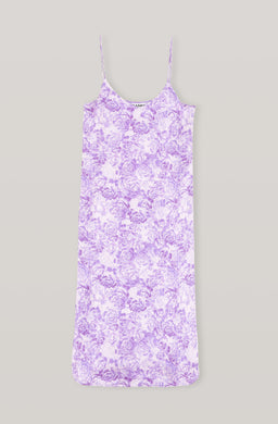 Slip Dress - Violet Tulip