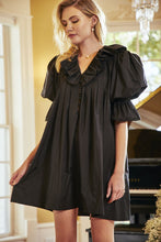 Load image into Gallery viewer, Sullivan Dress - Onyx