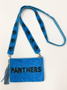 Crossbody Bag - Panthers