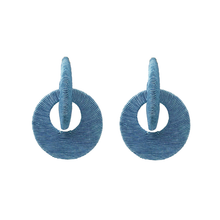 Load image into Gallery viewer, Carmen Earring - Sailor Blue