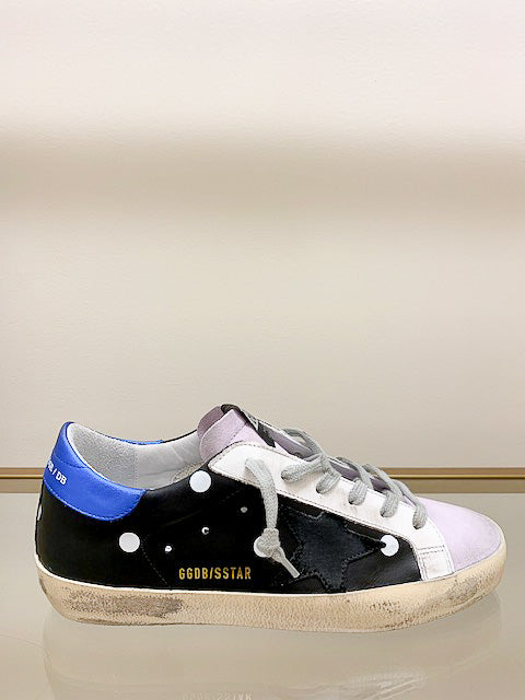 Superstar Sneaker - Maxi Polka Dots