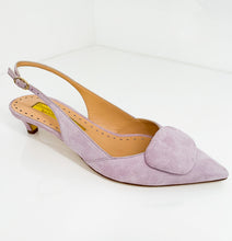 Load image into Gallery viewer, Misty Pump 30 mm - Lavender Suede