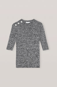 Knit T-shirt - Melange